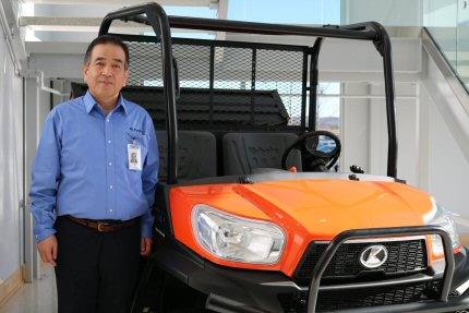 Kubota Manufacturing of America Corporation President